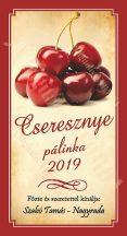 Pálinka címke - Cseresznye