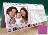 12 fotós (12 hónap) - 54 lapos naptár